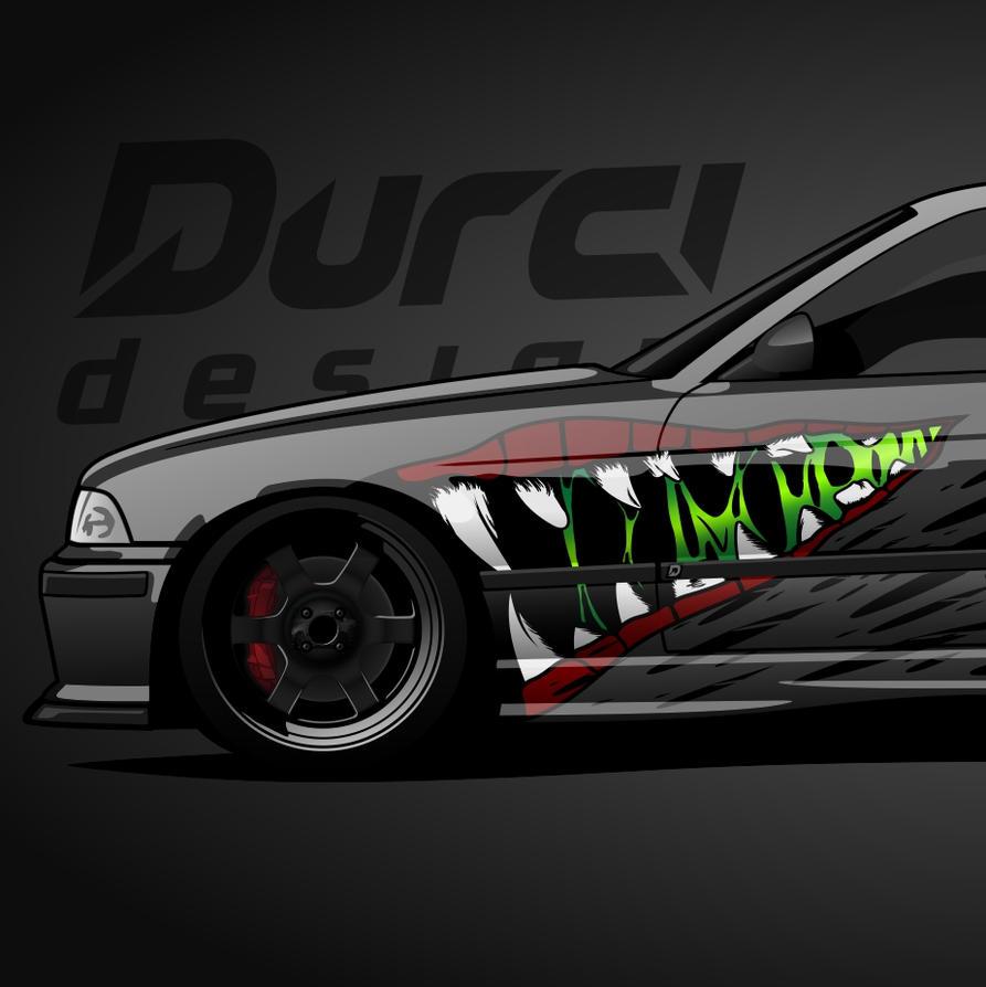 MadDog BMW E36 by DURCI02