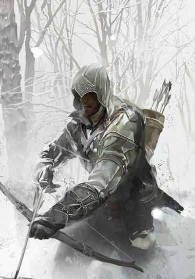 Winter Assassin by crescendothemusic