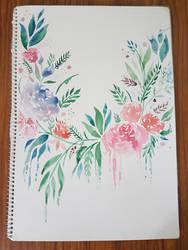 Wild Flowers by SUzma