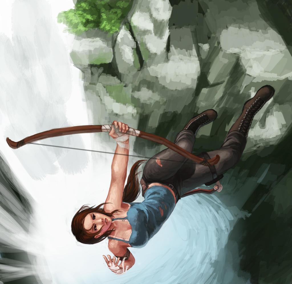 Tomb Raider by Hreazee