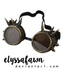 PNG (22) STEAMPUNK GOGGLES