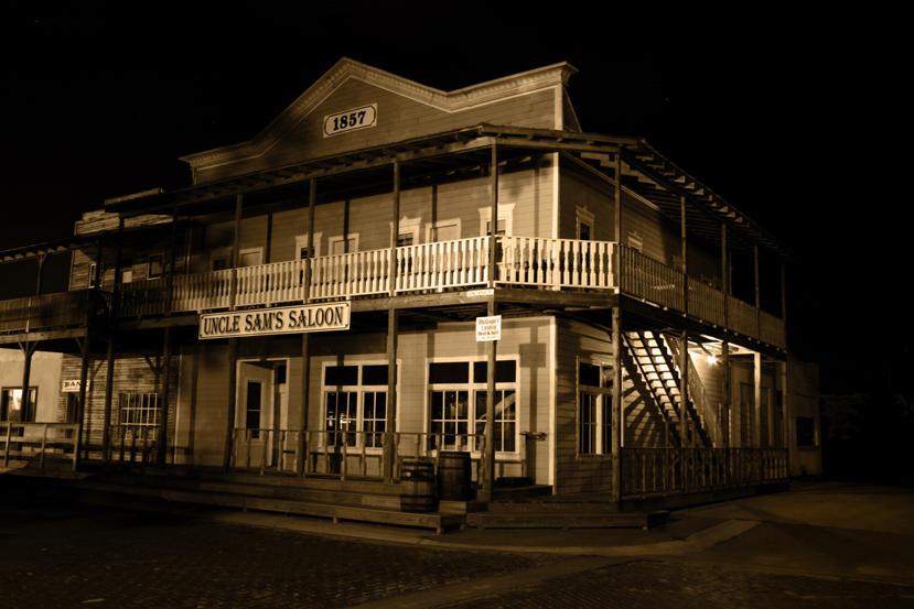 Wild West Saloon by ranter69 on DeviantArt