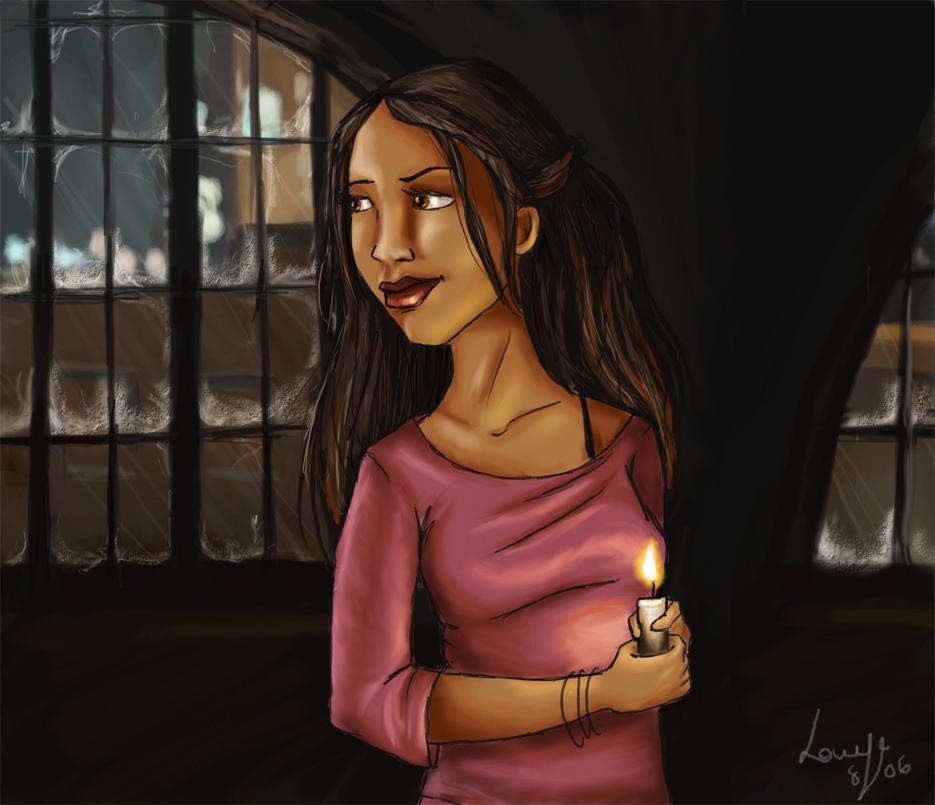 Got a Light? by DryEyez