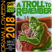 Drawlloween2018-Day-22-troll