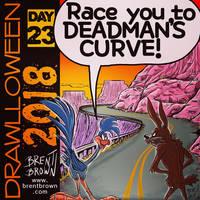 Drawlloween2018-Day-23-DeadMansCurve