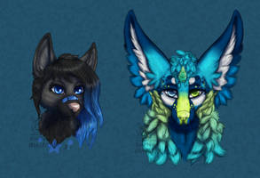 More Headshot Gifts by EssPhox