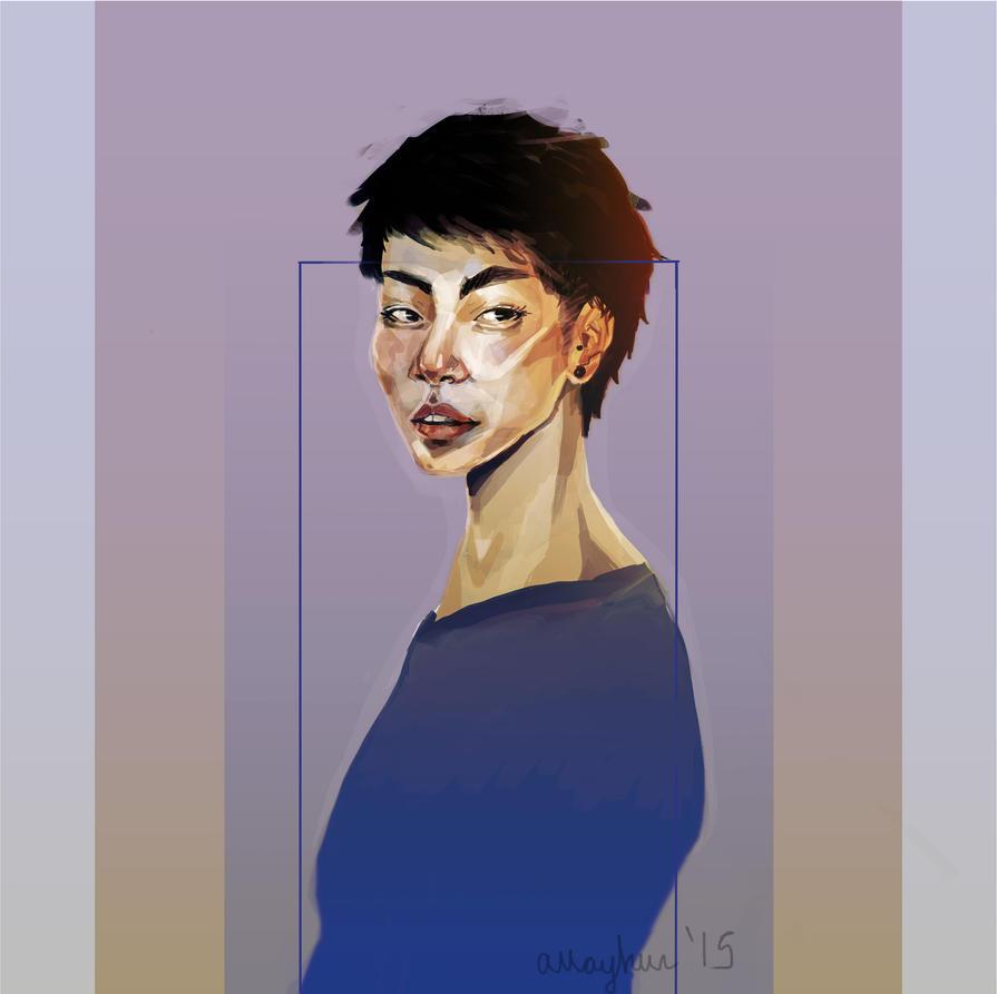 fujiko. by amayhun