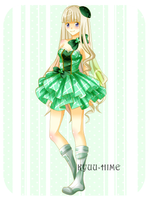 SOLD :: Arisu 500points by kyuumimi