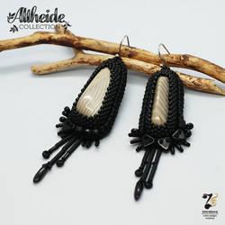 Altheide III  - earrings