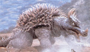 Anguirus by Godzilla2013