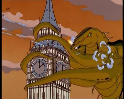 crustaceous rex by Godzilla2013