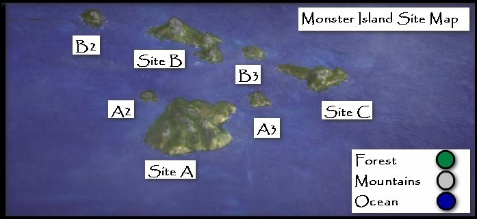 the real Monster Island by Godzilla2013