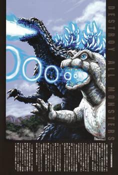 Godzilla Episode 9 part 2