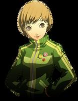 Satonaka Chie Vector