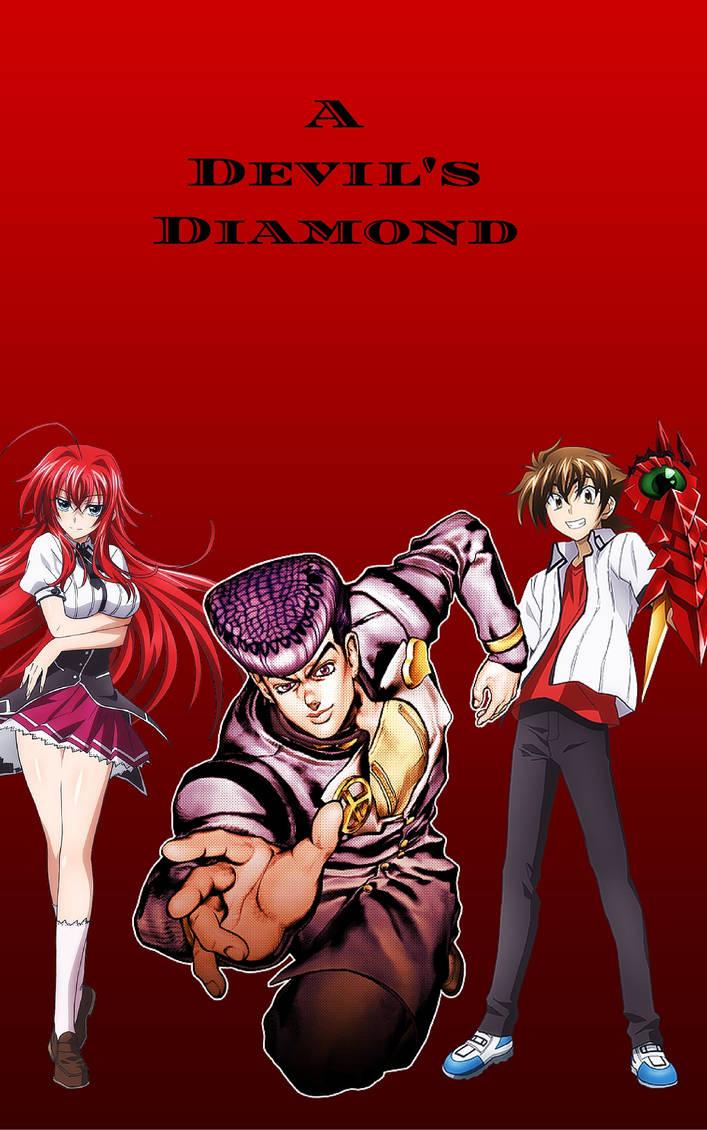 A Devil's Diamond by Luffyfan1 on DeviantArt