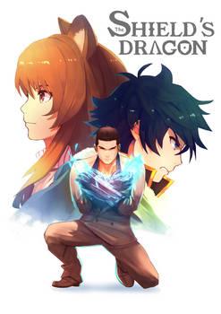 The Shield's Dragon Cover