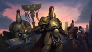 Warhammer 40k - Custodian Flex