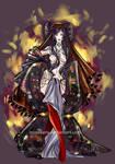 Royal shaman by Minakoro