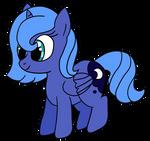 Filly Luna ,sketch Dram-Syral,