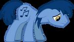 Sad Blues vector