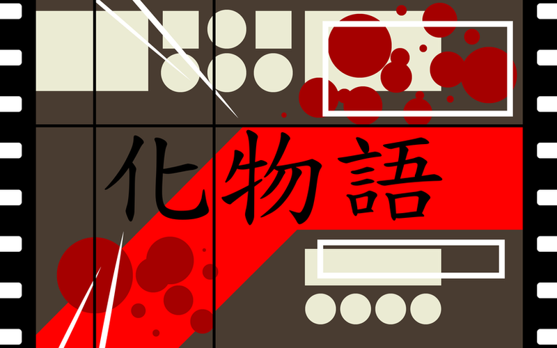 Bakemonogatari wallpaper by kyrospawn