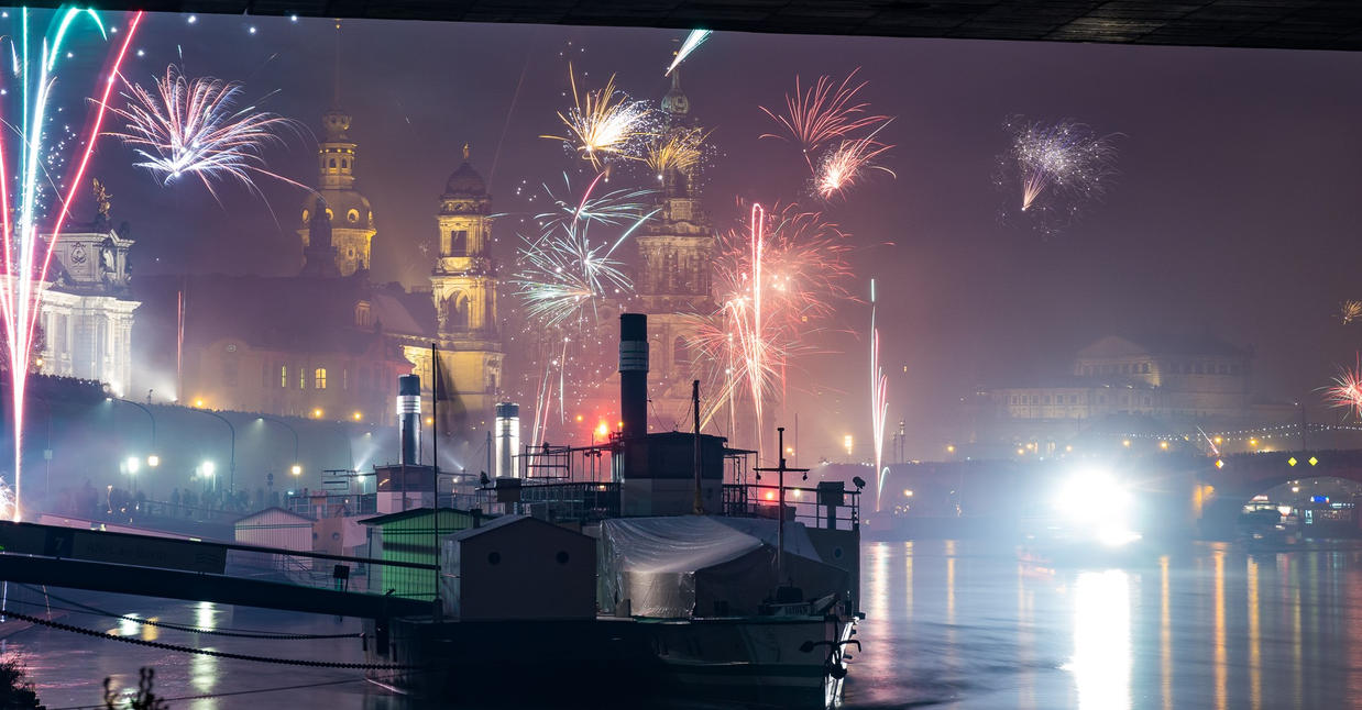 Silvester in Dresden by AntiBorg666