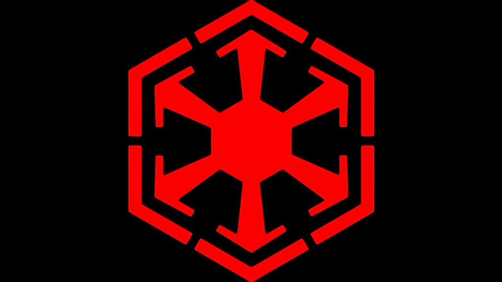 Star Wars Imperial Logo Wallpaper HD by playgamer2033