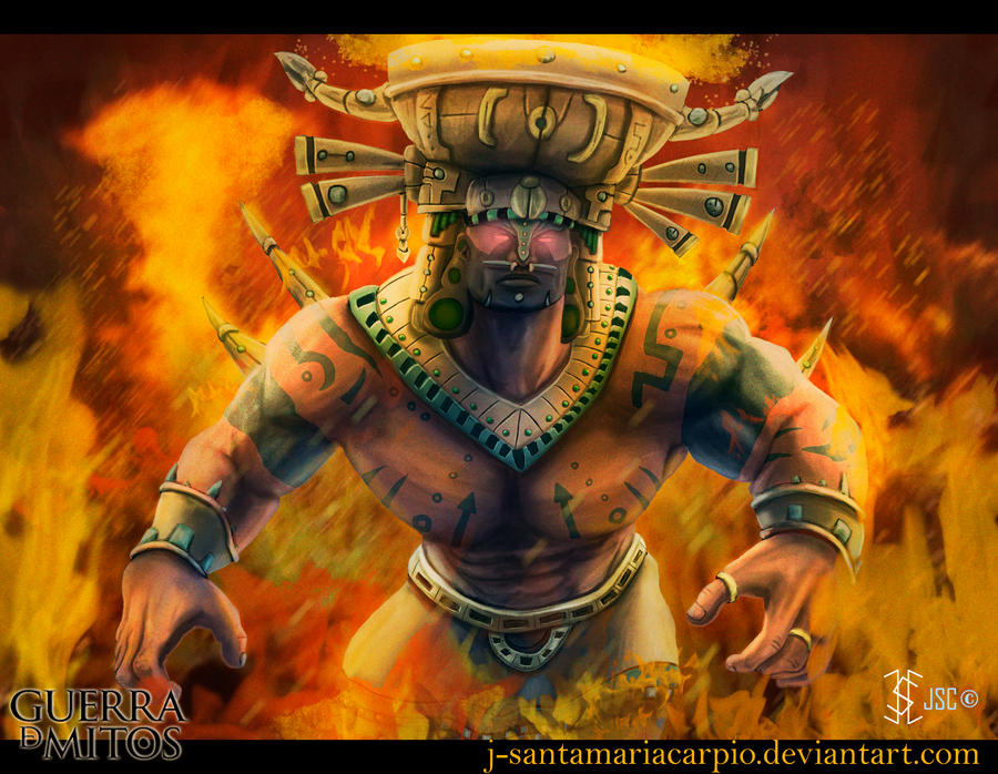 Introducing Aztec Mythology to the DCU