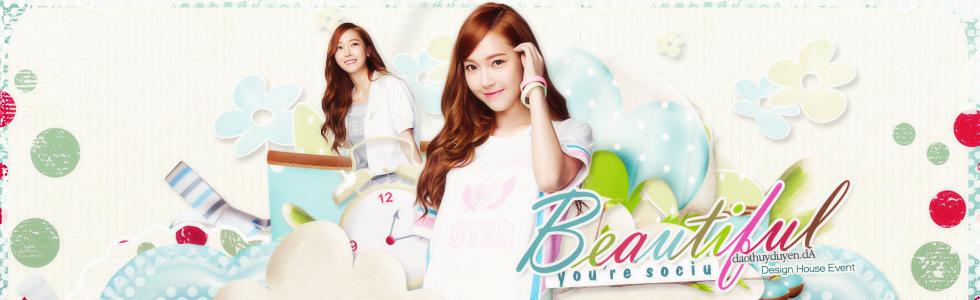 (Thi Event)_Beautiful_Jessica by daothuyduyen