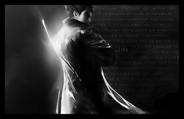 Jin by QBIE666