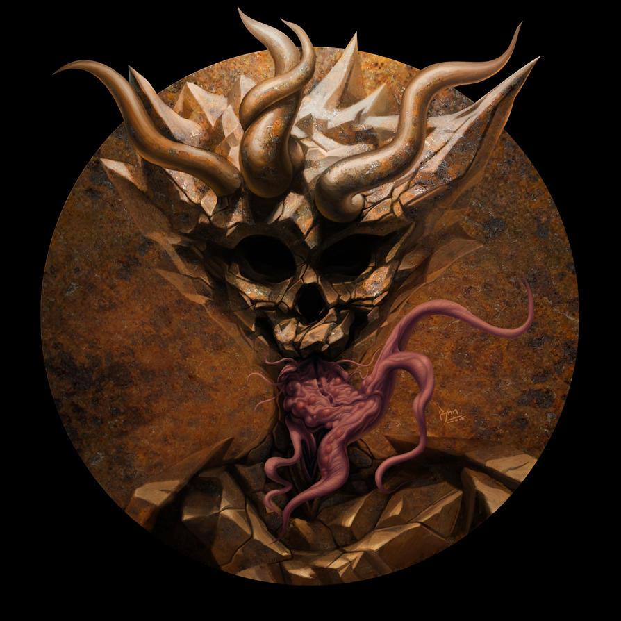 Demon by khumbirafoxhound