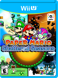 Paper Mario: Shattered Seasons by DreamSpeed