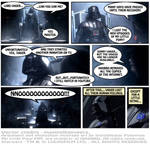 The lament of Vader