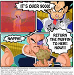 Over 9000!!!