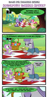 Maud Pie (Deleted Scene) - Somepony missed Spike? by PONYMAAN