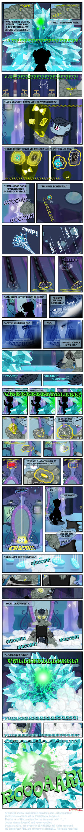 BY SKYWALKER'S HAND! (Part 34 of 35) by INVISIBLEGUY-PONYMAN