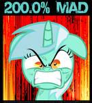 LYRA...200.0% MAD!