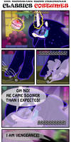 THE NIGHTMARE NIGHT CHRONICLES - CLASSIC COSTUMES