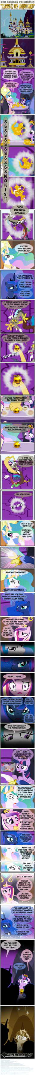 PONY SHORTS - ''APPLE OF DISCORD'' (1of3) by PONYMAAN