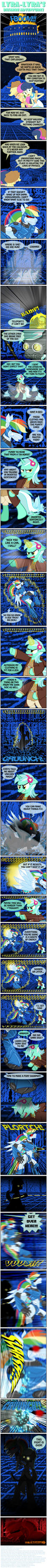 Lyra-Lyra's Bizarre Adventures (Part-67) by PONYMAAN