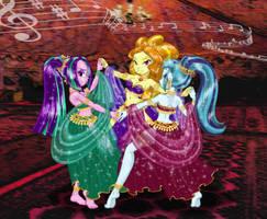 <b>Arabian Nights - Trio</b><br><i>PONYMAAN</i>