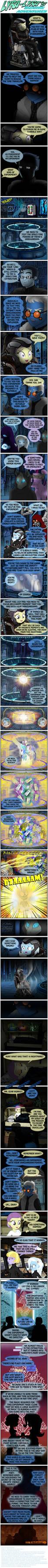 Lyra-Lyra's Bizarre Adventures (Part-144)