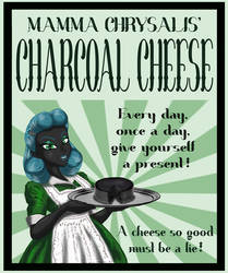 ''Charcoal Cheese'' [Commission] by PONYMAAN