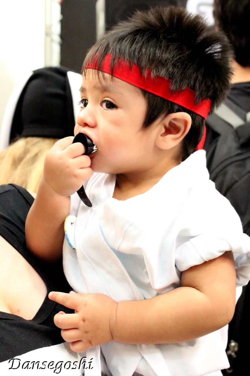 Baby Ryu by dannsegoshi