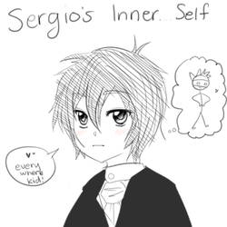 Sergio Fanart by TheJjangster