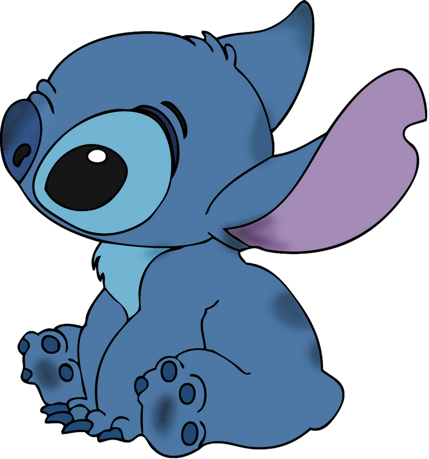 stitch wallpaper 3d