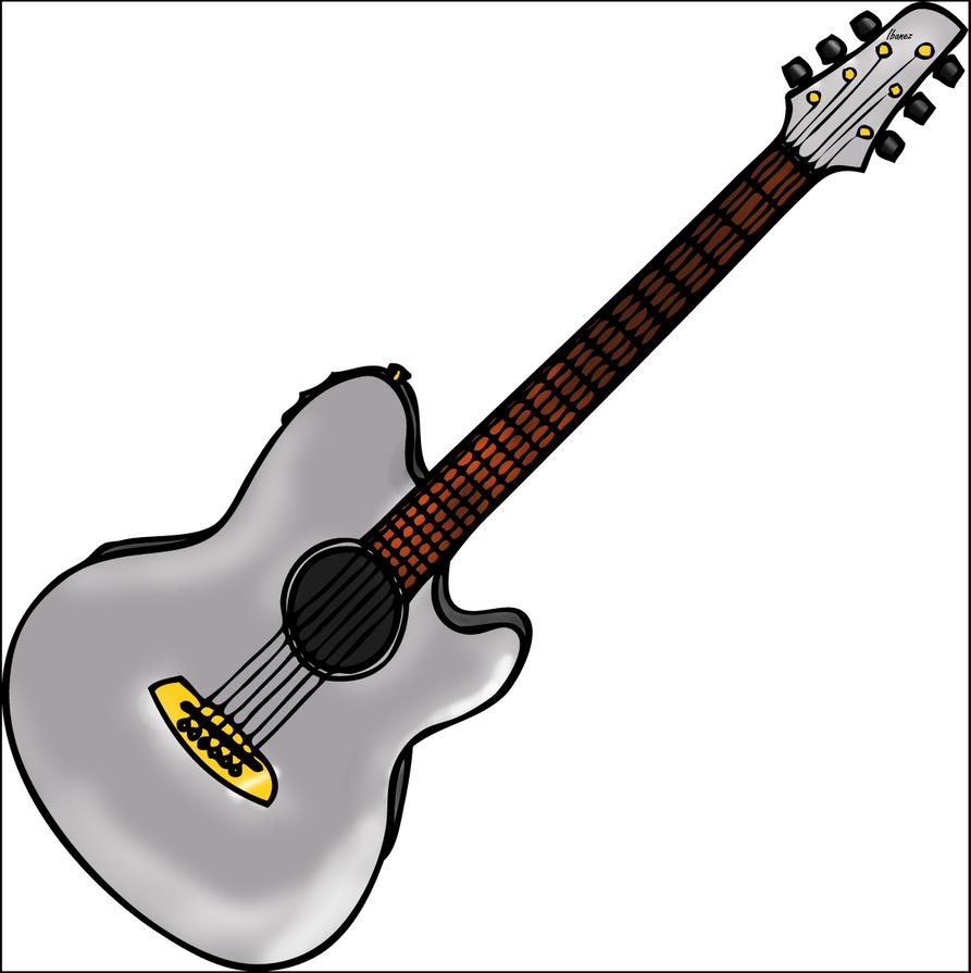 Line Art Guitar : Guitar line art by fabjoueur on deviantart