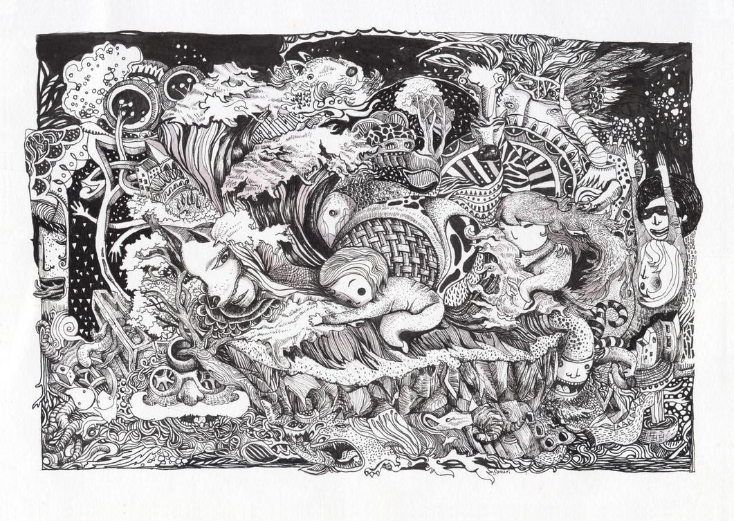 The Jungle Book Series | Wonderworld by ph3mor4
