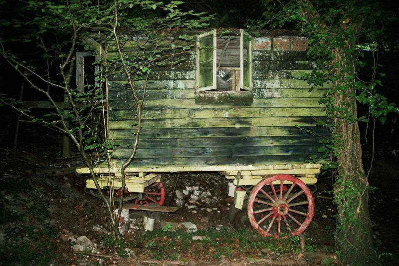 Gypsy Caravan by Hobo-...