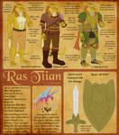 DnD - Ras Tiian reference